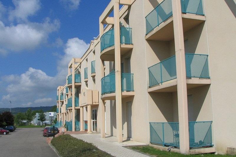 5-Façade résidence Pythagore Université