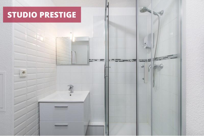 5-Résidence Pythagore Grande Arche - salle de bain prestige prestige