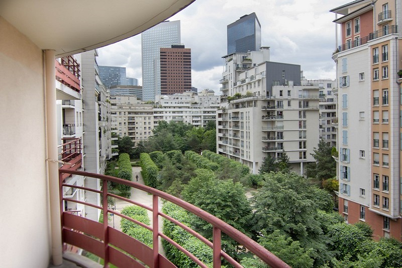 9-Résidence Pythagore Grande Arche - vue balcon